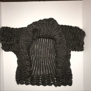 Rue 21 black shrug sweater